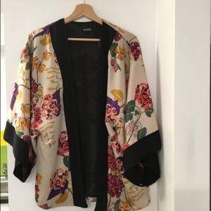 H&M Conscious Collection Floral Kimono